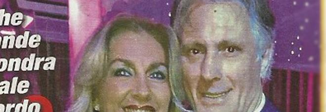 Giorgio Manetti con la fidanzata Caterina