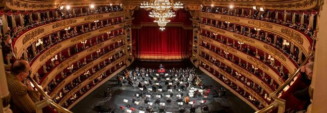 Milano, scontro al teatro la Scala tra Riccardo Muti e Riccardo Chailly