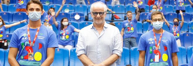 Toni Servillo star al Giffoni Film Festival: «Messaggio di vita e segnale di resistenza»