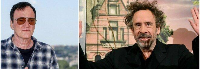 Festa del Cinema di Roma, ospiti Quentin Tarantino e Tim Burton: riceveranno il premio alla carriera