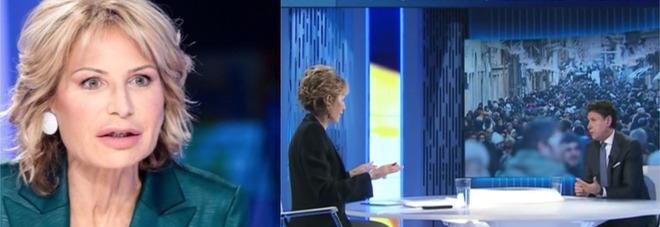 Conte e la tosse durante l'intervista con Lilli Gruber: le condizioni del premier. Stamattina ha fatto il tampone