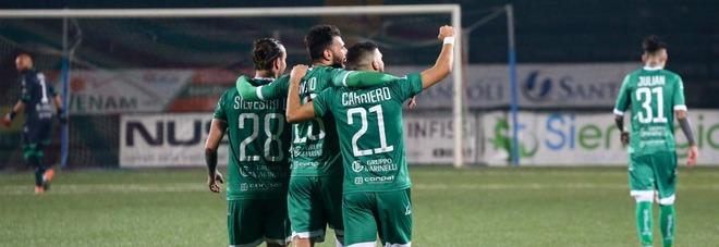 L'Avellino stende la Paganese 2-0: 12esimo risultato utile consecutivo