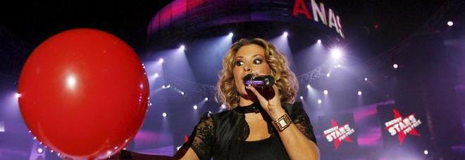 Anastacia in concerto a Napoli: «Malattia e divorzio? La musica vince tutto»