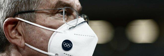 Olimpiadi, Bach: «Nessun piano B, il via dei Giochi il 24 luglio»