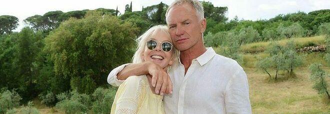 Sting: «Mi sento toscano, ormai faccio parte del paesaggio». E nella sua tenuta si può bere vino con lui