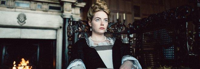 Stasera in tv, giovedì 9 settembre su Rai 3 «La Favorita»: curiosità e trama del film con Emma Stone