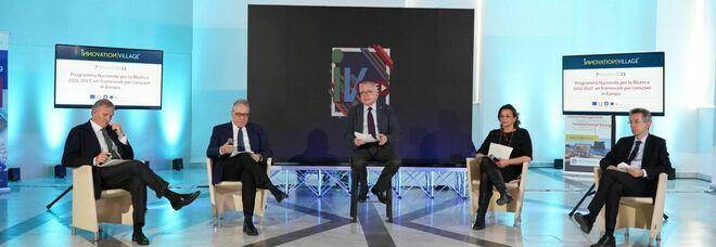 Innovazione, la ricetta di Manfredi: «Fare sistema per trattenere i giovani»