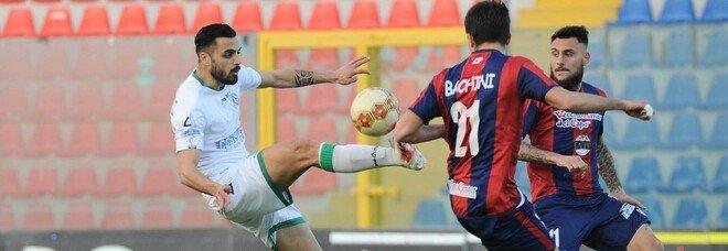 L'Avellino crolla in Calabria: la Vibonese vince con un gol per tempo