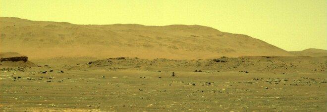Missione spaziale, prodotto ossigeno su Marte: è la prima volta