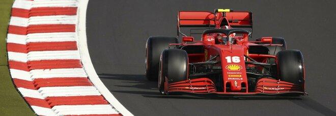 Formula 1, Leclerc: «4° posto inatteso, con una buona partenza tutto è possibile»