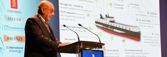 Grimaldi, in arrivo 20 navi ecologiche: «Siamo pronti per regole green severe»