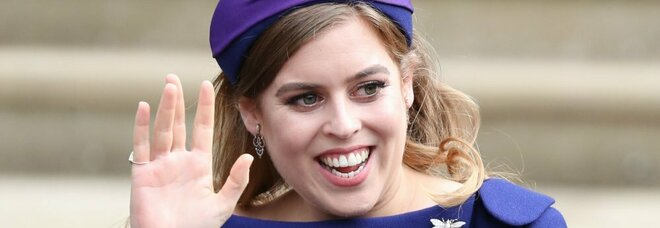 La Principessa Beatrice di York