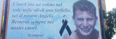 Un violino per Ciro Esposito junior, nipote del tifoso ucciso a Roma