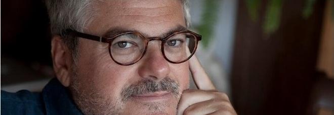 Lo scrittore Roberto Andò