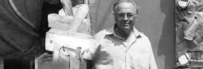 Luigi Mazzella, morto lo scultore napoletano allievo di Tomai: è stato stroncato dal Covid
