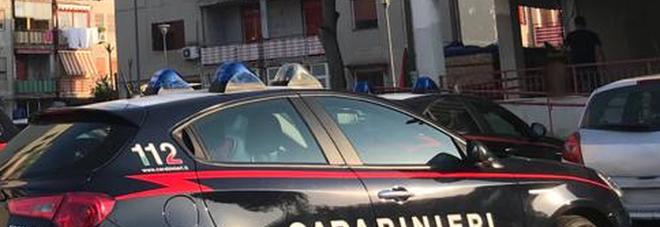 Torre Annunziata, blitz a Parco Apega: trovata droga a fiumi, un arrestato