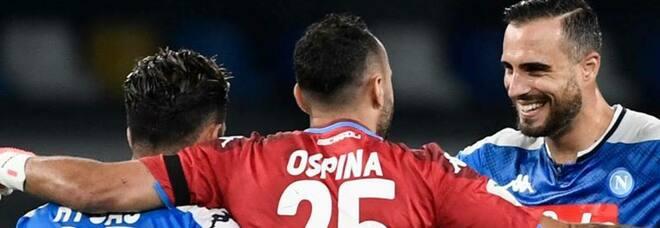Hysaj e Maksimovic lasciano Napoli: i due contratti sono scaduti oggi