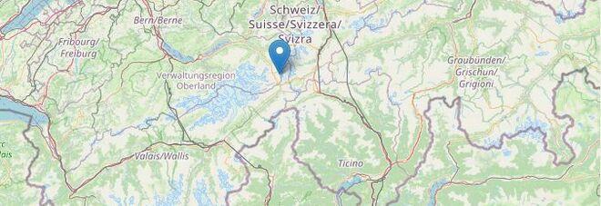 Terremoto di 3.7 tra Svizzera e Italia, «sentito dalla popolazione nel Verbano, Cusio, Ossola»