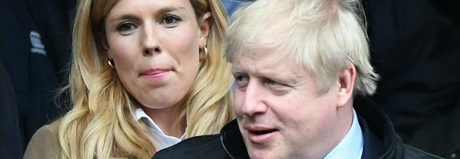 Boris Johnson e le spese folli della compagna per gli arredi di Downing Street