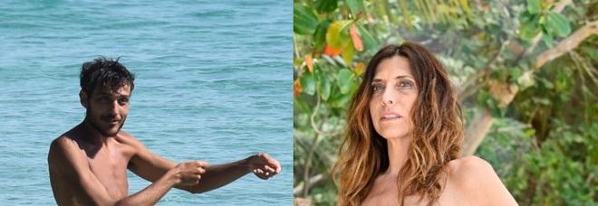 Isola 2021, Emanuela Tittocchia a letto nuda con Awed. Lo youtuber scioccato