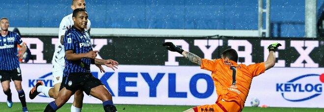 Troppa Atalanta per il Benevento: la dea vince 2-0, sanniti disperati