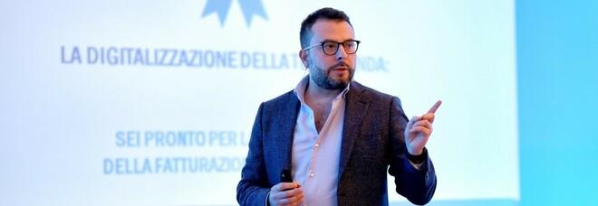 Forbes premia imprenditore di Salerno: fa sparire la carta con la digitalizzazione