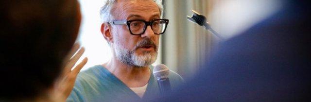 La guerra giusta di Massimo Bottura all'Onu: «Cibo, stop agli sprechi»
