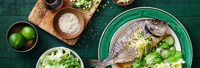 Covid, tante verdure e pesce lo prevengono: limitata la gravità dell'infezione