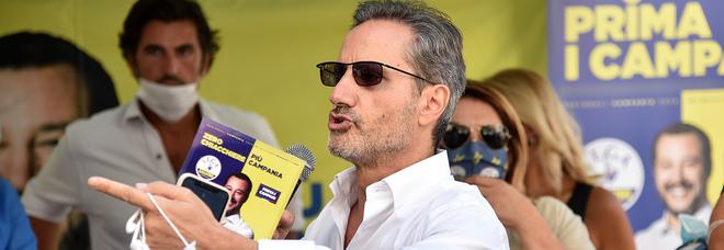 Covid in Campania, Caldoro sfida De Luca: «Strategia sbagliata, servono più tamponi»