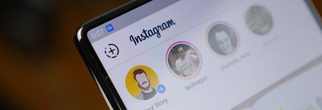 Instagram, notifiche dopo screenshot alle stories: da oggi l'utente può