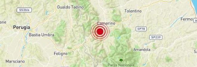 Terremoto, forte scossa nelle Marche. «Paura tra la gente da Perugia ad Ancona»