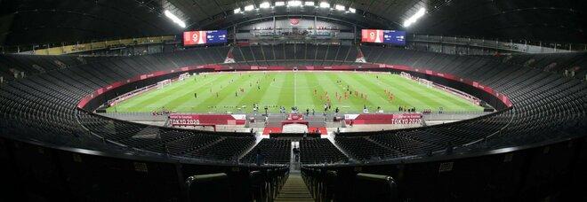Tokyo 2020, i Giochi nel silenzio: solo in mille alla cerimonia d'apertura