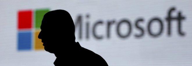 Il logo Microsoft