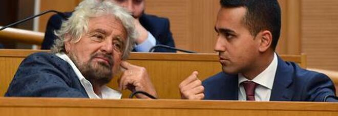 Grillo in sostegno a Draghi: «I grillini non sono più marziani», ma i 15 senatori espulsi da M5s pensano a un nuovo gruppo