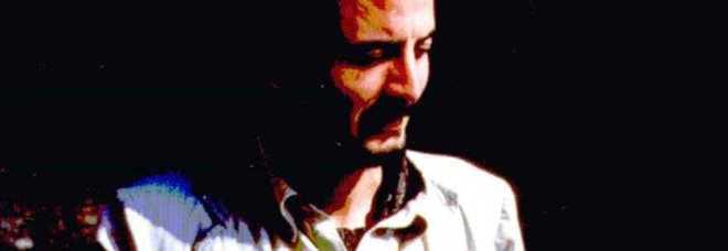 Luciano Cilio, foto di Fabio Donato dall'archivio di Girolamo De Simone