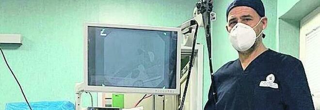 Endoscopia da record a Sarno: ecco l'intelligenza artificiale
