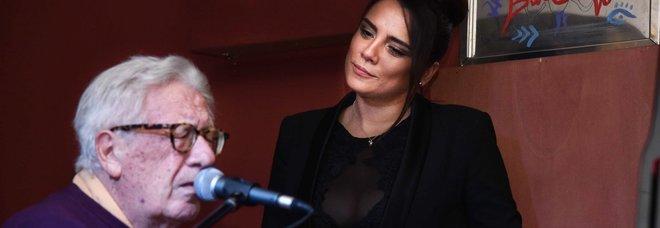 Rosa Chiodo incanta con Peppino Di Capri all'auditorium Bianca D'Aponte
