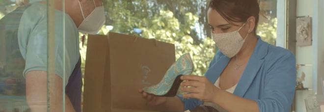 Buongiorno Ceramica, la «scarpetta» di Rosa Chiodo per raccontare Napoli e Capodimonte