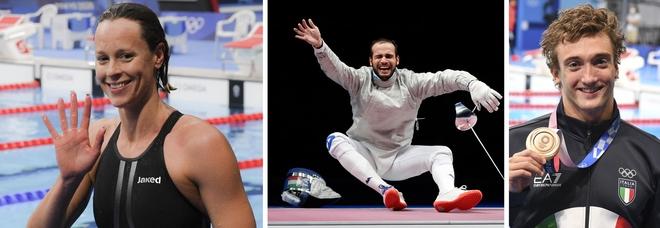 Diretta Olimpiadi, Federica Pellegrini per la storica quinta finale. Covid tra gli azzurri della canoa, Rosetti positivo