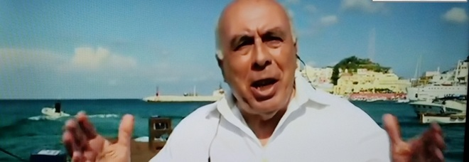 Francesco Ferraiuolo, sindaco di Ponza