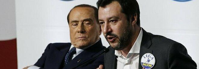Salvini e Berlusconi, il centrodestra scrocchiola (e tutto la politica va verso una ricomposizione)