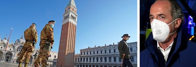 Covid in Veneto, balzo di contagi: «Il virus torna aggressivo, preoccupati dalla risalita dei casi»