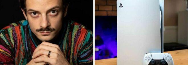 Fabio Rovazzi regala una PlayStation5: ecco come partecipare al contest su Instagram