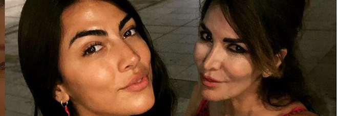 Giulia Salemi e Fariba Tehrani (Instagram)