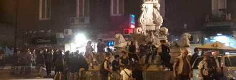 Fontana Monteoliveto, in costruzione una «gabbia» anti-vandali