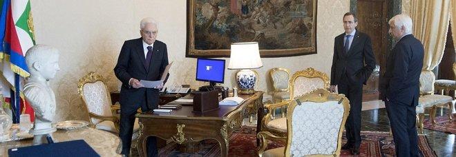Mattarella: «Attendo il testo definitivo del contratto». Governo, ora si tratta a oltranza sul premier