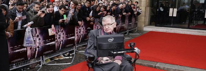 Stephen Hawking e le sue teorie sulla nascita dell'universo