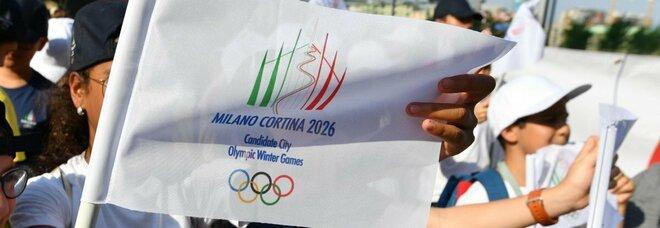 Milano-Cortina 2026, il logo olimpico sarà scelto col voto online