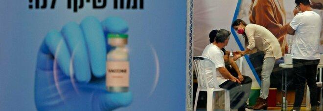 Israele, green pass ai vaccinati per la normalità: oltre 4 milioni già immunizzati. E domenica il Paese riapre