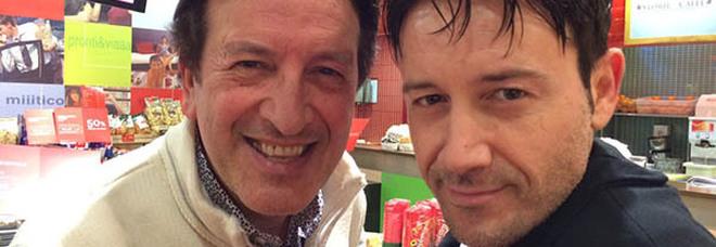 Tommy Esposito e Francesco Boccia